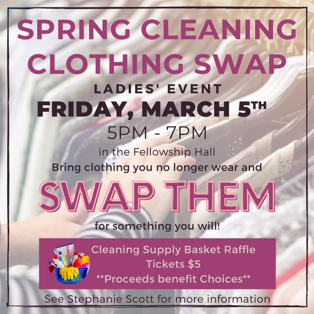 Clothes Swap-Gallery